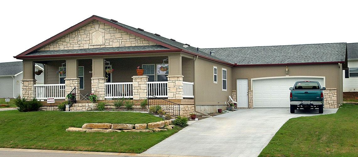 Homes kansas manufactured housing association for Home builders in kansas